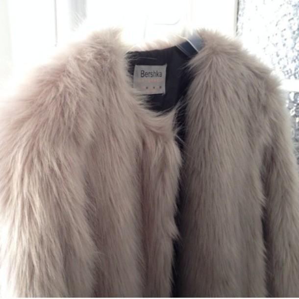 coat bershka