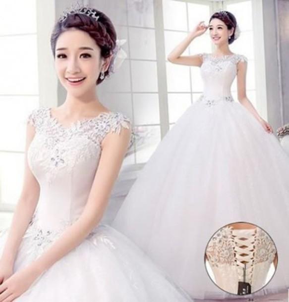 dress dress #white #lace