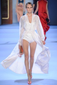 Ulyana Sergeenko - Haute Couture Spring Summer 2014 - Shows - Vogue.it