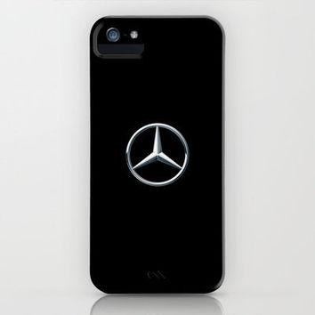 Mercedes symbol iPhone Case by JT Digital Art  | Society6 on Wanelo