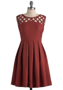 NEW Modcloth Dear Creatures Been There Grenadine That Dress Retails $127 99 | eBay