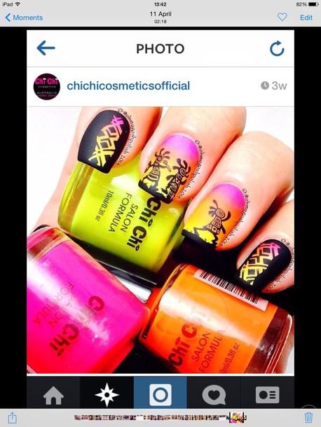 nail polish chichi cosmetics