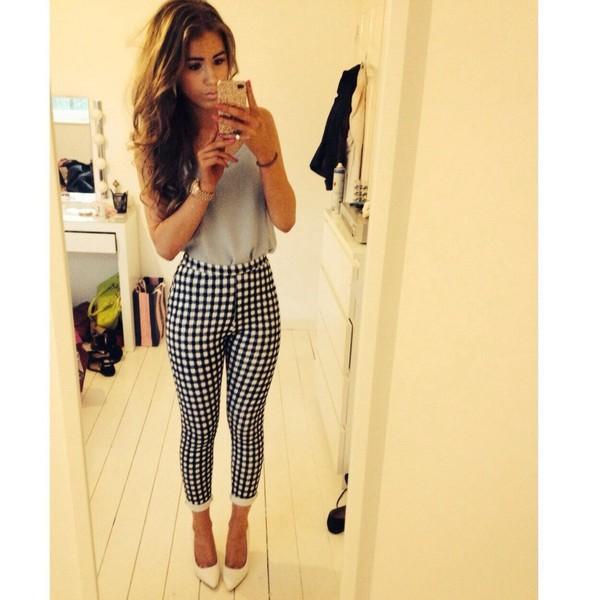 pants leggings crop tops