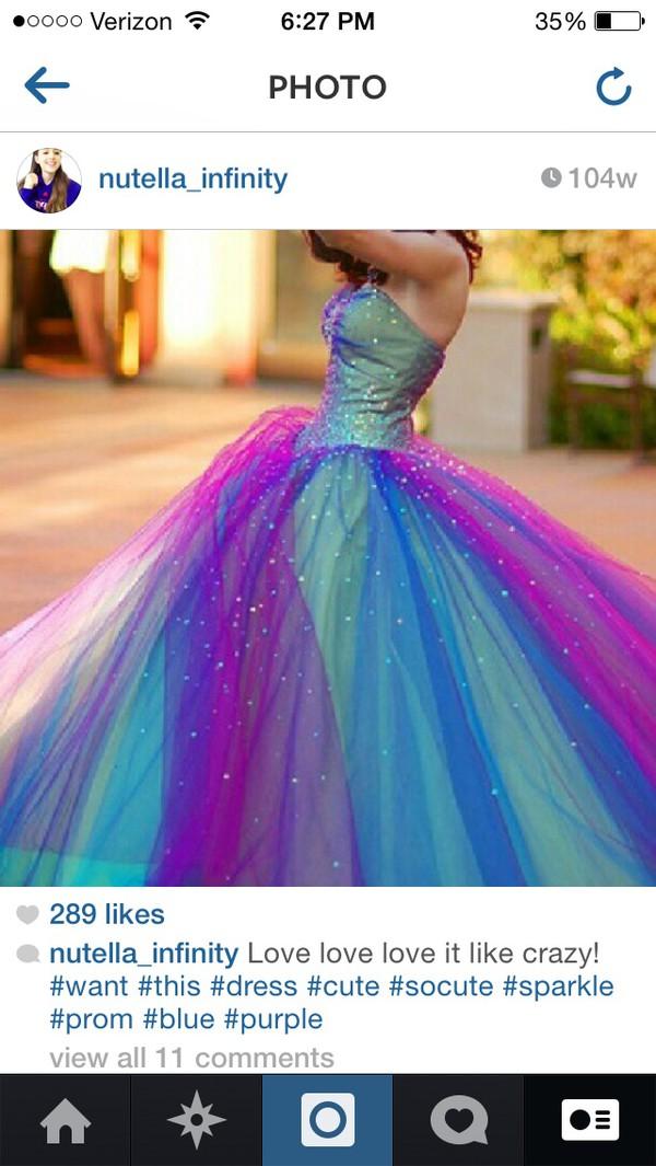 prom dress dress blue blue dress purple dress purple pretty