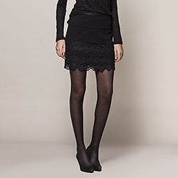 Jupe femme IKKS (BC27095) | Vêtement Femme Hiver 13