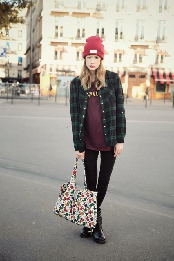 into your closet hat shirt t-shirt pants shoes bag