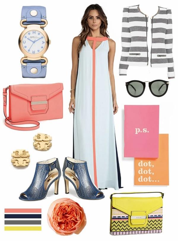 hello fashion jewels bag jacket sunglasses shoes