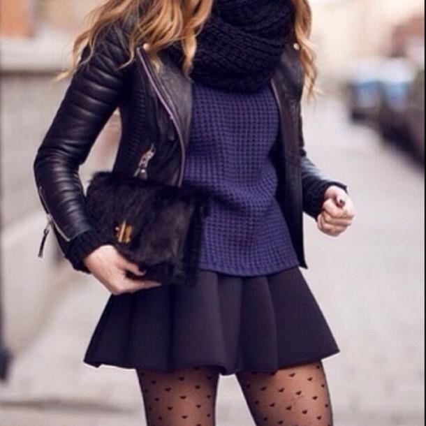 jacket leather jacket black perfecto