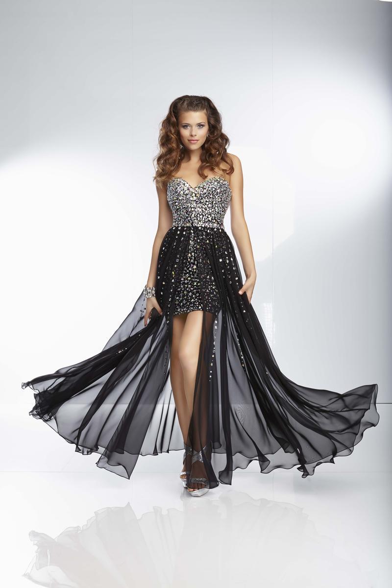 Mori Lee 95017 Paparazzi Removable Skirt Mermaid Prom Dress