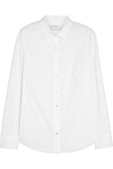 J.Crew Boy cotton shirt NET-A-PORTER.COM