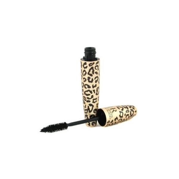 leopard print mascara tube cute gold beautiful