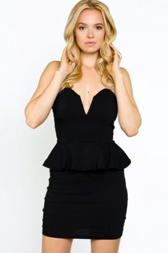 Basic Moves Dress- $58