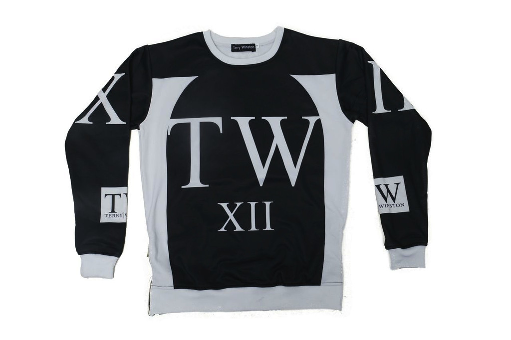 Special Edition TW Sweater - TerryWinston Clothing - Terry Winston