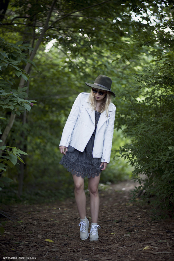 just another me jacket dress shoes hat jewels