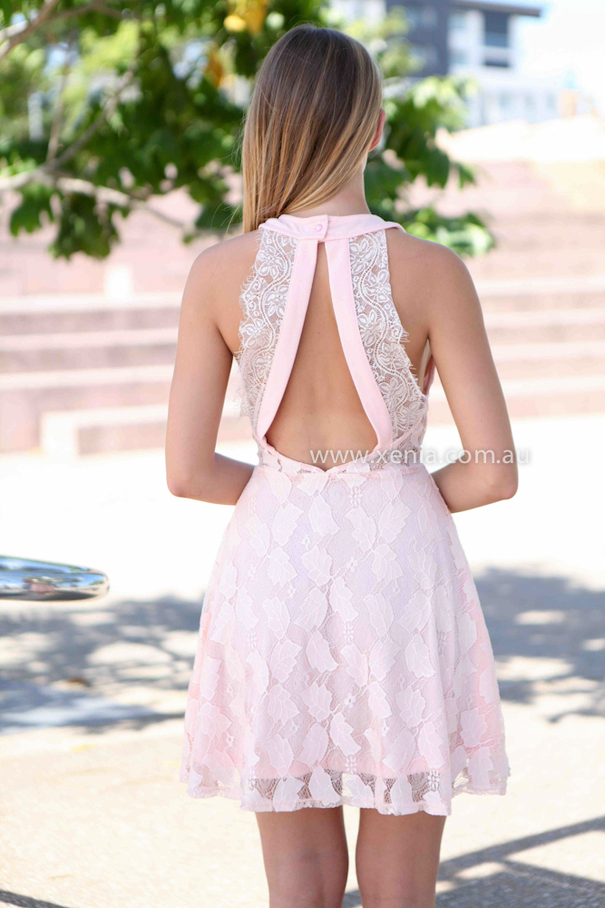 LEAF LACE DRESS , DRESSES, TOPS, BOTTOMS, JACKETS & JUMPERS, ACCESSORIES, 50% OFF SALE, PRE ORDER, NEW ARRIVALS, PLAYSUIT, COLOUR, GIFT VOUCHER,,Pink,LACE,SLEEVELESS,MINI Australia, Queensland, Brisbane