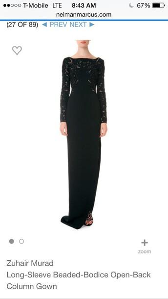 dress zuhairmurad