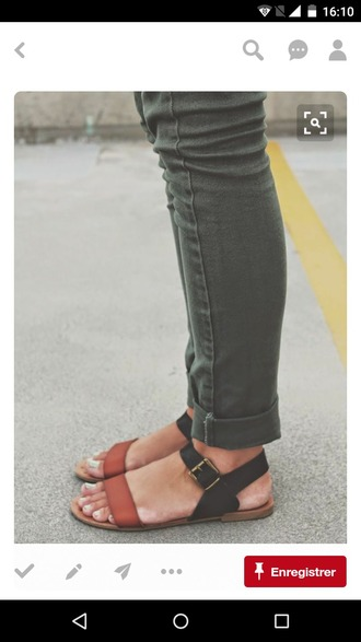 shoes sandales