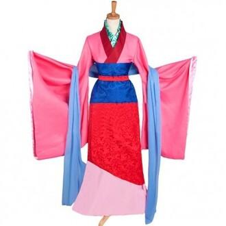dress disney buy cosplay costumes cheap cosplay costumes hua mulan costumes