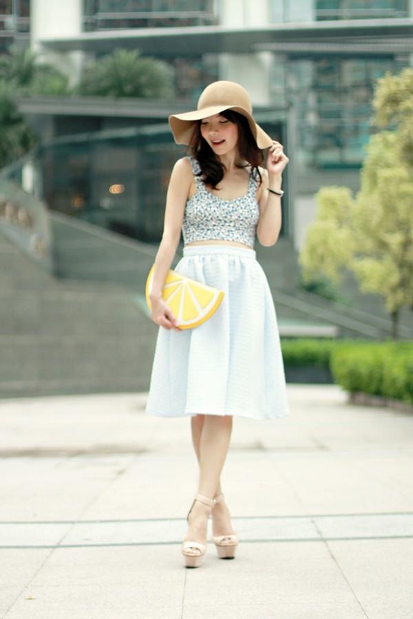 mochaccinoland underwear top skirt bag hat