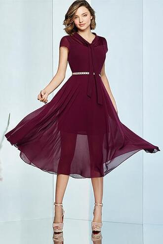 shoes midi dress burgundy editorial miranda kerr sandal heels sandals