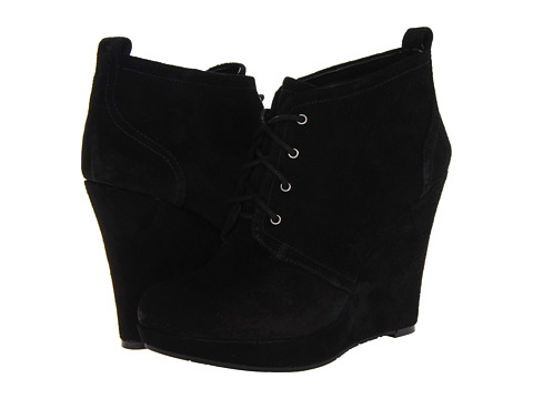 Jessica Simpson Catcher Black Oiled Suede - Zappos.com Free Shipping BOTH Ways