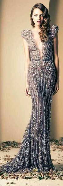 dress grey seqins this exact dress