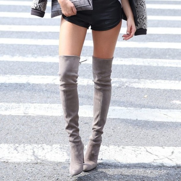 olivia palermo knee high boots