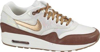 Nike Wmns Air Max 1 Premium sail/rugged orange/metallic luster/field brown Damen-Sneaker: Sneaker Preisvergleich - Preise bei idealo.de