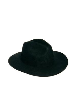 ASOS | ASOS Felt Fedora Hat at ASOS