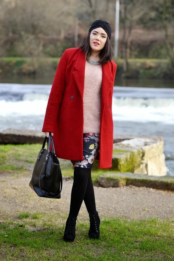 si las calles hablasen skirt sweater coat bag shoes