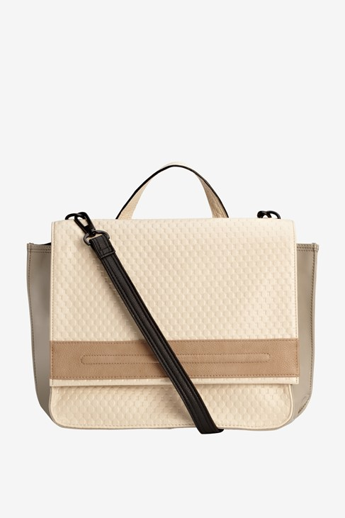 Adored Cord Satchel - Handbags - French Connection Usa