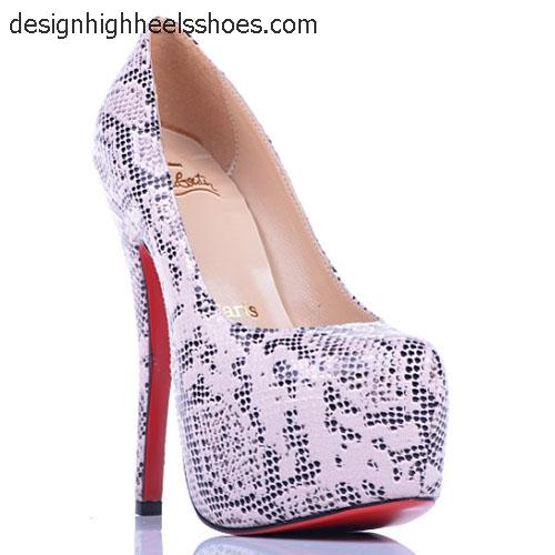 Best Price Christian Louboutin Daffodile Lace Platform Pumps White Sale In usa
