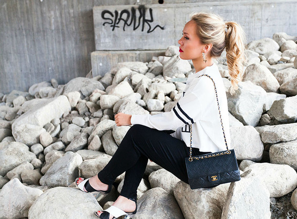 cath in the city t-shirt pants shoes bag