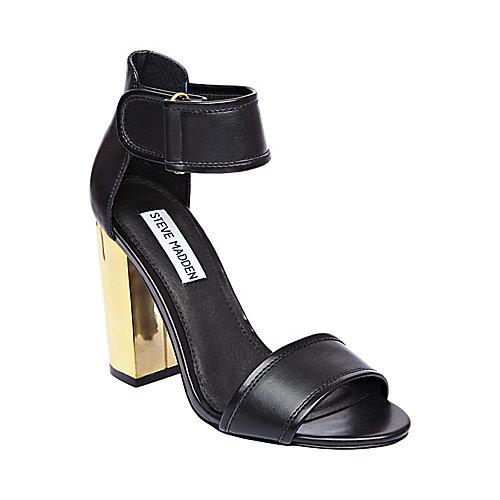 INSINK BLACK women's dress high ankle strap - Steve Madden