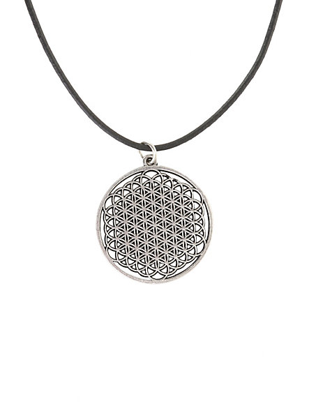Bring Me The Horizon Sempiternal Pendant Cord Necklace | Hot Topic