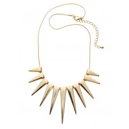 Glam Spiked Necklace