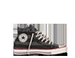 Black High Top Chuck Taylor Shoes : Converse Shoes | Converse.com