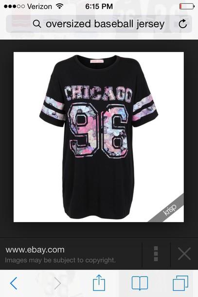 t-shirt baseball jersey dress black dress