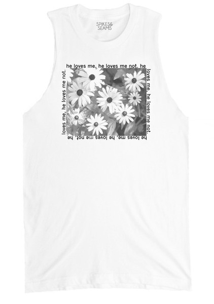 Loves Me, Loves Me Not Cutoff                           | Spikes and Seams