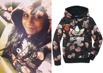jacket adidas sweater perfect cute swag style fashion floral flowers floral hoodie hipster hippie 70s style indie hippie headband hipster high waisted shorts ihatemondays pink pop punk print pattern flower hair grunge preppy english london fashion soft grunge spring vintage flower pattern hoodie adidas floral print hoodie black flower hoodie