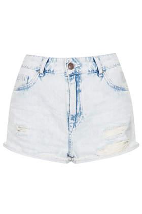 MOTO Extracted Hallie Shorts - Shorts  - Clothing  - Topshop