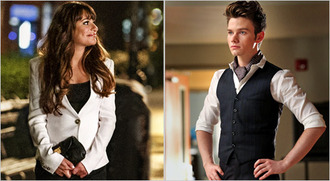 jacket clothes glee