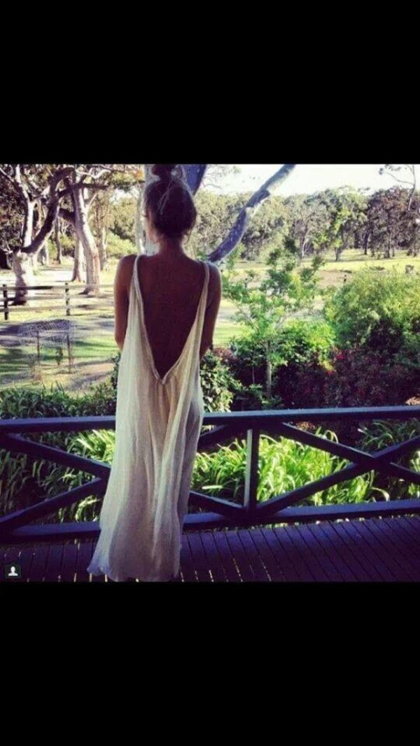 dress beige maxi dress cut-out nude ashly tisdale white / cream