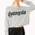 Gangsta Sweater | FOREVER 21 - 2000073175