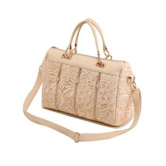Amazon.com: Unique Lace Handbag Shoulder Bag: Clothing
