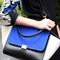 Celine brand new - runway small trapeze luggage leather tote bag