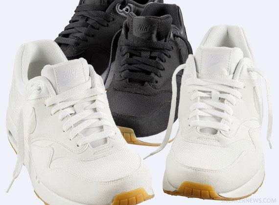 A.P.C. x Nike Air Max 1 - SneakerNews.com