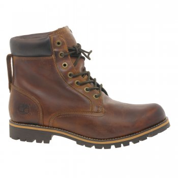 Timberland Earthkeepers Mens 6 Inch Brown Leather Boots - Men's from Charles Clinkard UK