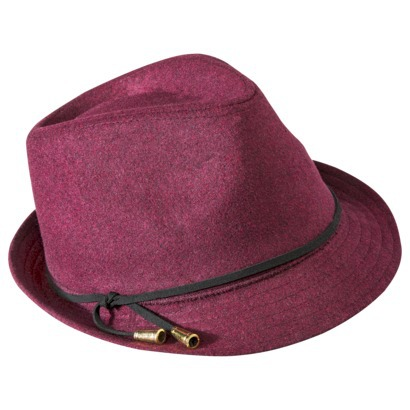 Mossimo Supply Co. Oxblood Hat  - Red : Target