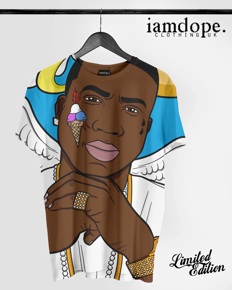 iamdope — Gucci Angel (Limited Edition)